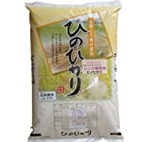 奈良県産 ヒノヒカリ 5kg レンゲ栽培米 28年産 (3分づき(精米後約4.85kg))