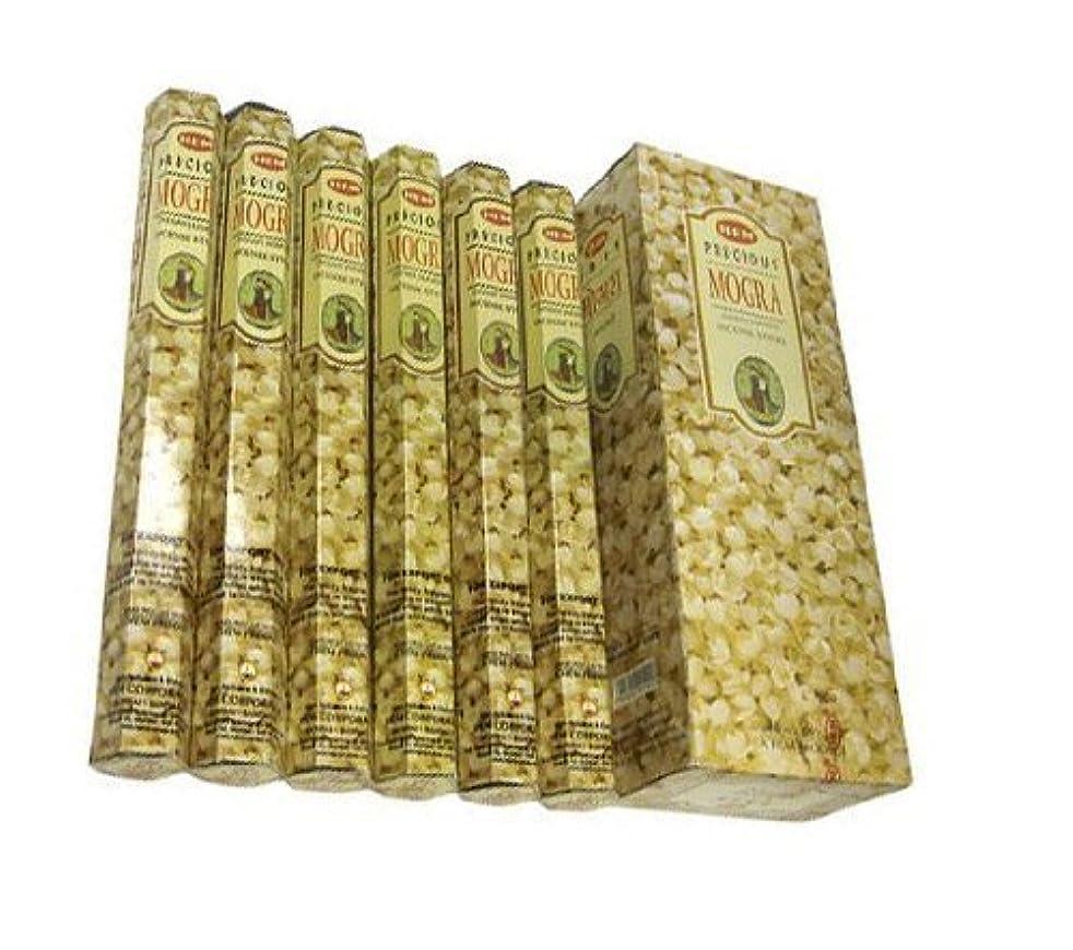 偽物むしゃむしゃ潤滑するHem Precious Mogra Incense Sticks 120 STICKS