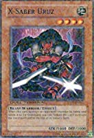 Yu-Gi-Oh! - X-Saber Uruz (DT01-EN021) - Duel Terminal 1 - 1st Edition - Common