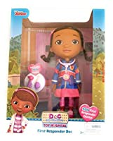Just Play Doc McStuffins First Responder人形