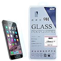 iPhone6  強化ガラス 液晶保護フィルム ガラスフィルム