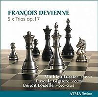 Devienne: Six Trios Op 17 by Lussier (2012-09-25)