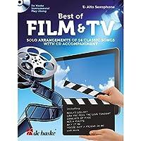Best of Film TV Alto Sax