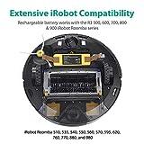 RoombaバッテリーRAVPower 5000mAh交換用リチウムバッテリーfor iRobot Roomba r3500600700800900シリーズ、500510530535540550560570580595600630650660700770780790800870880900