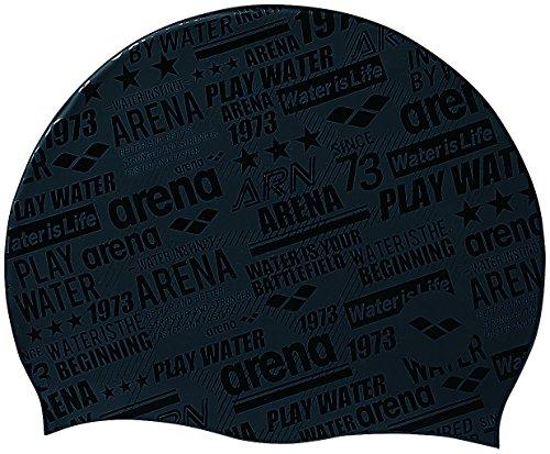 [해외]arena (아레나) 수영 모자 수영 시리콘키야쯔뿌 ARN-8402/arena (Arena) Swim Cap Swim Silicone Cap - ARN - 8402