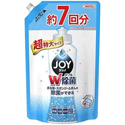 ジョイ 除菌 コンパクト 超特大 詰替 1.065L
