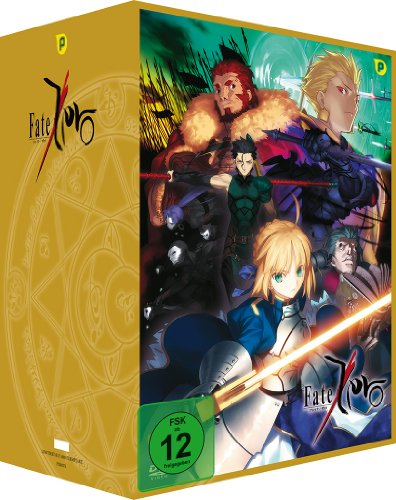 Fate/Zero - Box 1 - 2 DVDs + Sammelschuber [Import allemand]