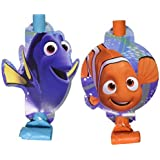 Finding Dory Party Supplies - Blowouts (8) [並行輸入品]