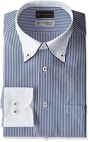 P.S.FA(ピーエスエフエー) i-shirt 完全ノーアイロン クレリックボタンダウンアイシャツ