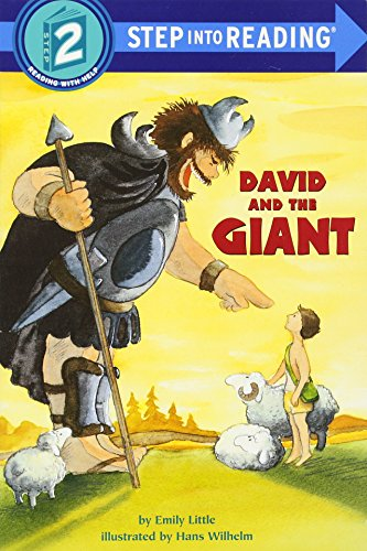 David and the Giant (Step into Reading)の詳細を見る