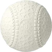 内外ゴム(NAIGAI) 軟式 野球 ボール 公認球 J号 小学生用 1P J