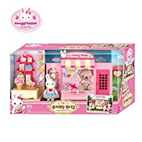 One & One Konggi Rabbit Fancy Shop おもちゃ [並行輸入品]
