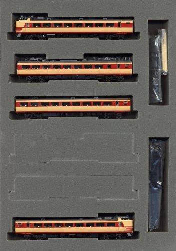 TOMIX Nゲージ 92379 485-1000系基本4両セット