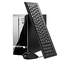 mouse デスクトップパソコン LM-KC081P/Celeron G3900/8GB/1TB HDD/Windows 10 Pro