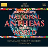 世界の国歌集 (The Complete National Anthems of the World, 2005 edition)