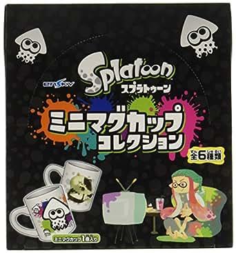 スプラトゥーン ミニマグカップコレクション BOX商品 1BOX = 6個入り、全6種類