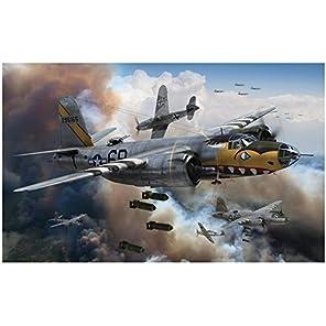 エアフィックス 1/72 アメリカ軍 マーティン B-26B/C マローダー プラモデル X-4015A