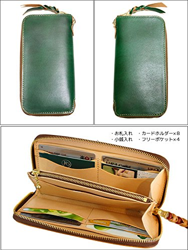 778570c2bc09 超カジュアル!ウォレットチェーンOKの本格牛革の日本製長財布を紹介 ...