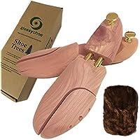 glossychoe(グロッシーシュ)  シューキーパー レッドシダー 木製 メンズ 天然木