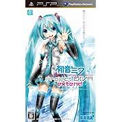 初音ミク -Project DIVA- extend (特典なし) - PSP