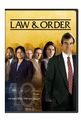 Law & Order: The Tenth Year [DVD] [Import]