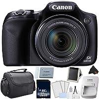 Canon PowerShot SX530 HS デジタルカメラ 50X 光学ズームバンドル