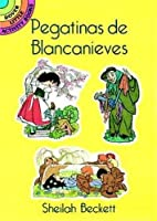 Pegatinas de Blancanieves (Snow White Stickers) (Dover Little Activity Books)