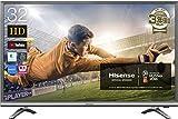ハイセンス 32V型 ハイビジョン スマート液晶テレビ 外付けHDD裏番組録画対応 メーカー3年保証 32N20 2018モデル
