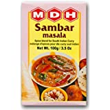 MDH サンバルマサラ 100g 1箱 Sambar Masala スパイス ハーブ 香辛料 調味料 ミックススパイス 業務用