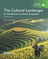 The Cultural Landscape: An Introduction to Human Geography plus MasteringGeography with Pearson eText, Global Edition