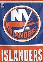 NHLニューヨークIslanders 12x 18インチ両面アウトドア庭フラグバナー