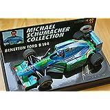 PMA ミニチャンプス 143 ベネトン フォード B194 M.シューマッハー F1 ミニカー 初チャンピオン Minichamps Benetton Ford Schumacher
