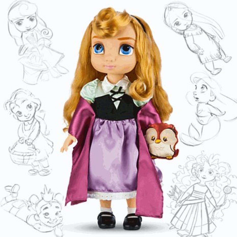 Disney(ディズニー) Disney Animators' Collection Aurora Doll - 16'' 眠れる森の美女 オーロラの人形(40.6cm) 【並行輸入品】