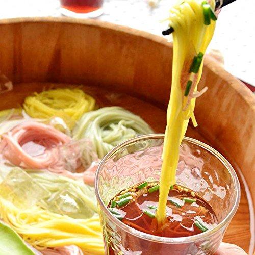 完全手延べ素麺 (乾麺) うっちん(ウコン) 28005 250g×30袋 サン食品 風味豊かで色彩鮮やかに仕上げたそうめん テレビでも紹介