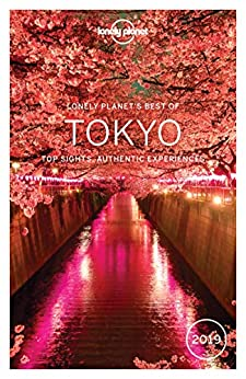Lonely Planet Best of Tokyo 2019 (Travel Guide) by [Planet, Lonely, Milner, Rebecca]