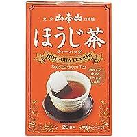 山本山 ほうじ茶ティーバッグ 40g×10個