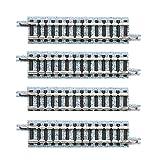 TOMIX Nゲージ ストレートレール S72.5 F 4本セット 1803 鉄道模型用品