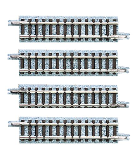 TOMIX Nゲージ ストレートレール S70 F 4本セット 1804 鉄道模型用品