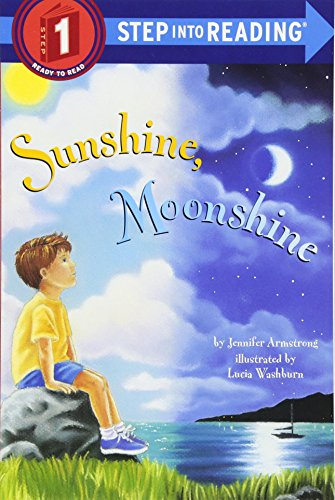 Sunshine, Moonshine (Step into Reading)の詳細を見る