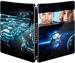 【Amazon.co.jp限定】パッセンジャー ブルーレイ スチールブック仕様(初回生産限定) [Steelbook](2Lサイズ フォトカード付き) [Blu-ray]