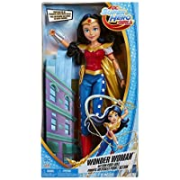 DC Super Hero Girls Wonder Woman Action Pose Doll [並行輸入品]