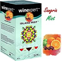 Island Mist Sangria Zinfandel Wine Kit by Winexpert by Southern Homebrew