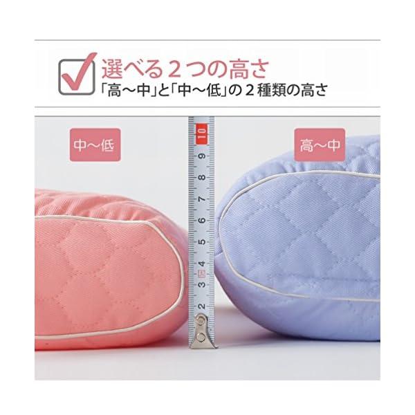 東京西川 枕 医師がすすめる健康枕 もっと肩楽...の紹介画像6