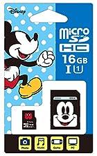 [Nintendo Switch対応] ディズニー microSDカード アダプターセット 16GB ミッキー