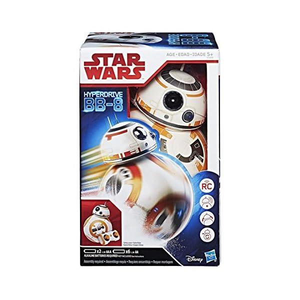 スター・ウォーズ ハイパードライブドロイド BB-8の紹介画像2