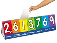 Place Value Practice Board by Lakeshore Learning Materials [並行輸入品]