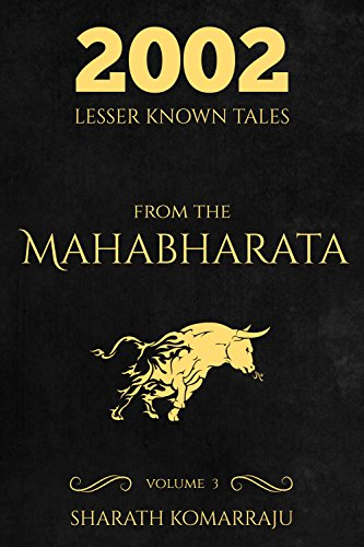 2002 Lesser Known Tales From The Mahabharata: Volume 3 (English Edition)