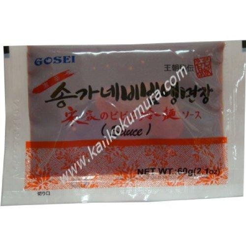 宋家のビビム冷麺ソース 60g