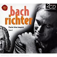 Bach-Richter Collection Tandem by SVIATOSLAV RICHTER (2007-05-21)