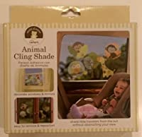 Carter's Child of Mine - Animal Cling Window Shade by Carter's